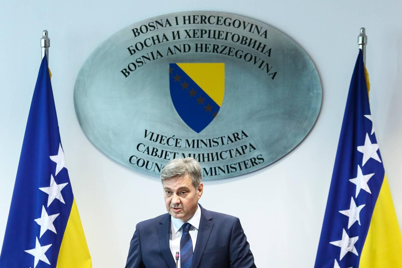 Sarajevo: : Ispunjeni  uvjeti za status kandidata za EU