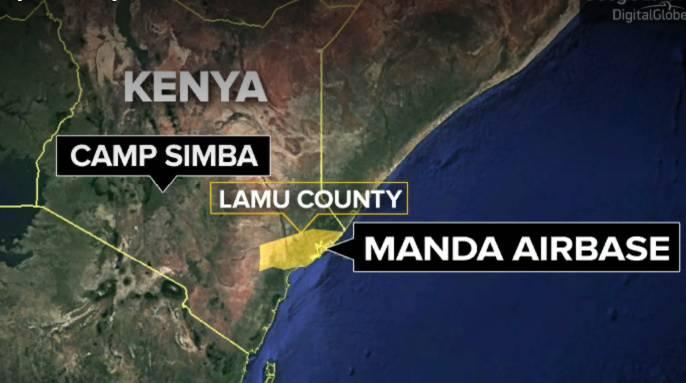 Kraj ambasade SAD-a pale su rakete, u Keniji napad na bazu