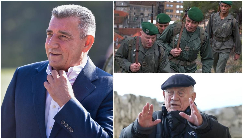 'Nisam gledao seriju General, ne znam jesu li pogodili govor'