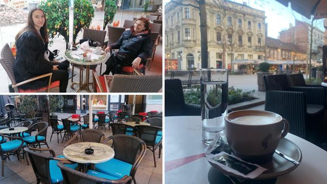 Hrvatska otvorila terase kafića: 'Napokon možemo u miru sjesti, popiti kavu i pročitati novine'