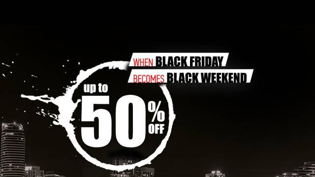 Uštedi do 50% uz Black Friday u Buzz Sneaker Stationu