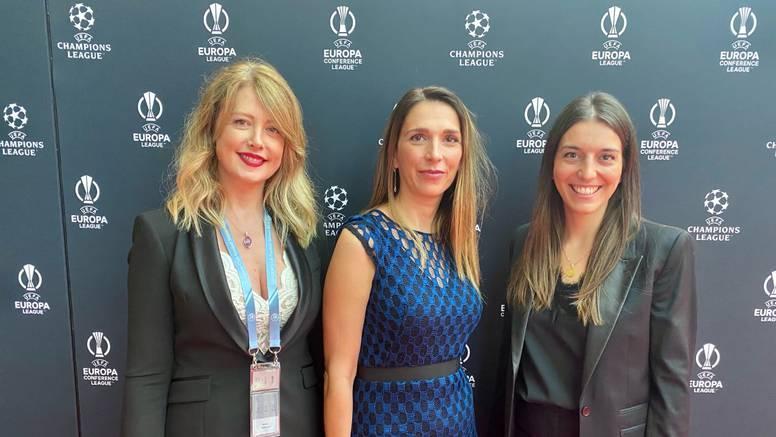 'Dinamo je jedini klub koji su predstavljale isključivo žene'