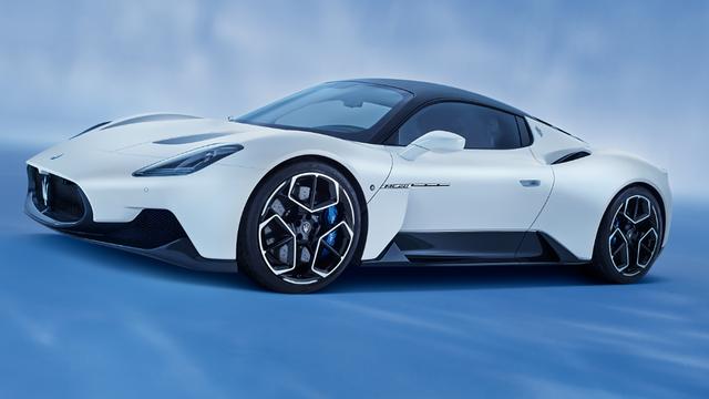 Talijanska poslastica: Pravi superautomobil iz Maseratija