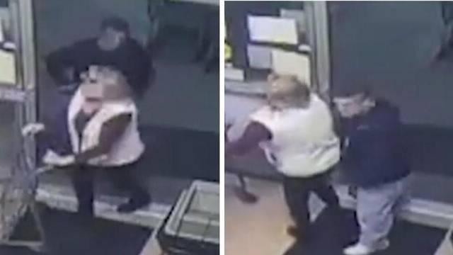 Video: Prišao joj je s leđa i  ubo špricom u kojoj je bila sperma