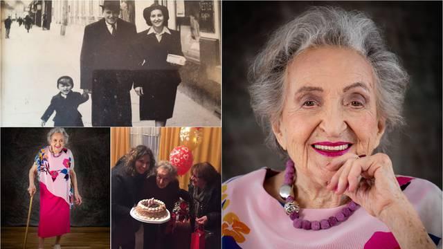 Osječanka Anica: Imam 100 godina i obožavam svoj život!