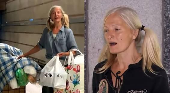 Beskućnica sa zlatnim glasom: Očarala svijet arijom u metrou