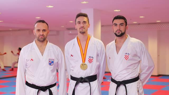 Brončana braća Kvesić: Uzeli smo medalje i otišli na pizzu