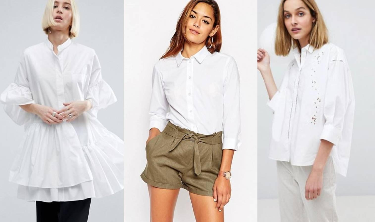 Tako raznolika: Osam dnevnih kombinacija s bijelom košuljom