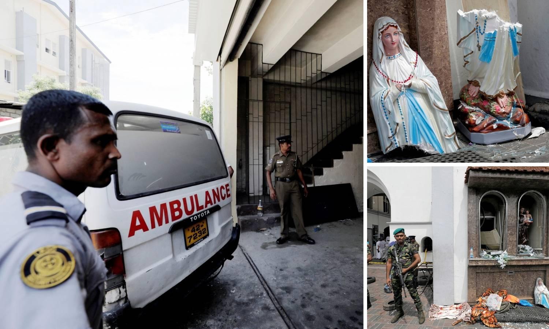 Uhitili bivšeg šefa policije zbog bombaških napada na Šri Lanki