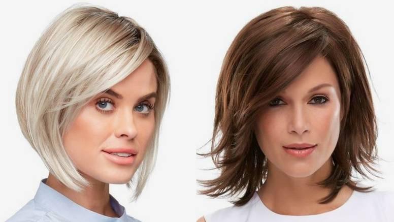 Repasti bob - frizura koja kosi daje dojam većeg volumena