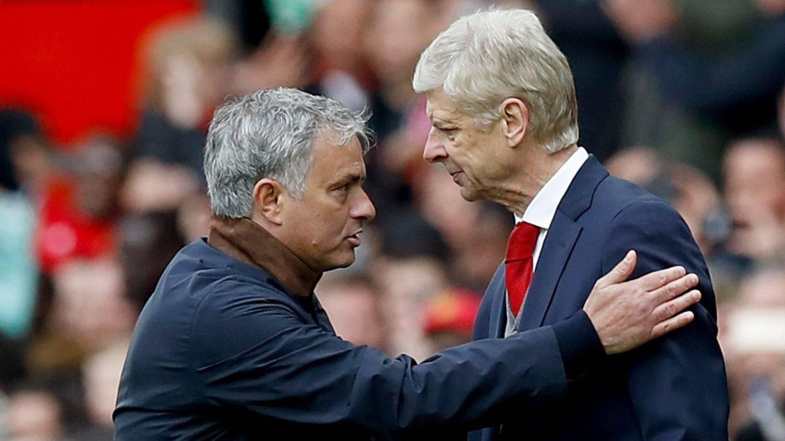 Zakačili se Wenger i Mou: On provocira! Kao da sam u crtiću