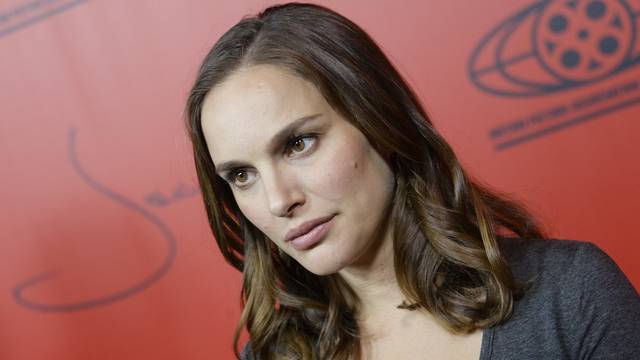 Natalie Portman attends the Premiere of the movie 'Jackie' - DC