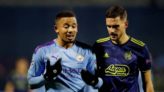 Champions League - Group C - GNK Dinamo Zagreb v Manchester City