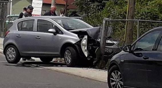Nova nesreća u Blatu na istoj cesti gdje je poginula curica...