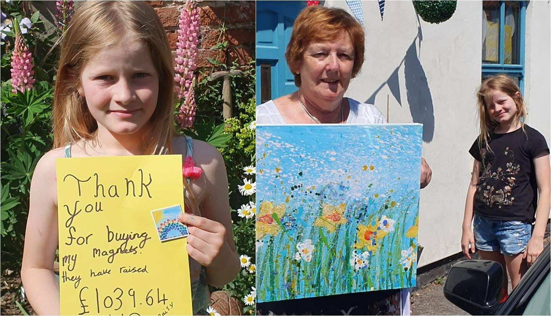 Curica (10) slika za ljude koji imaju rak: Zaradila 400.000 kn pa ih dala u dobrotvorne svrhe