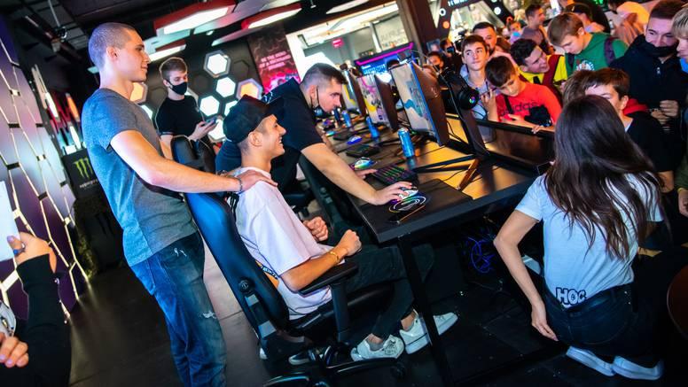 HoG powered by A1 najveća gaming dvorana otvorena uz najveće YouTube zvijezde