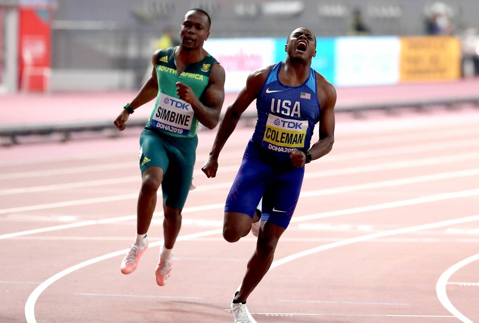 IAAF World Athletics Championships 2019 - Day Two - Khalifa International Stadium