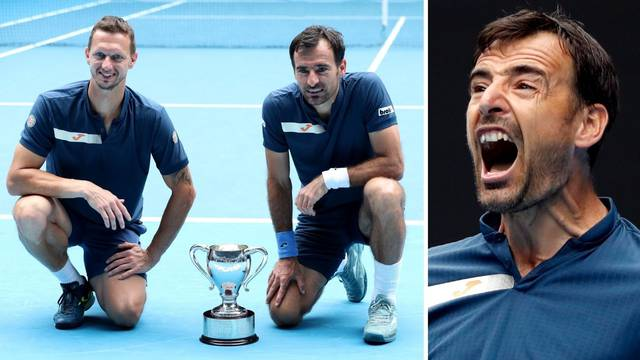 Dodig osvojio Australian Open!