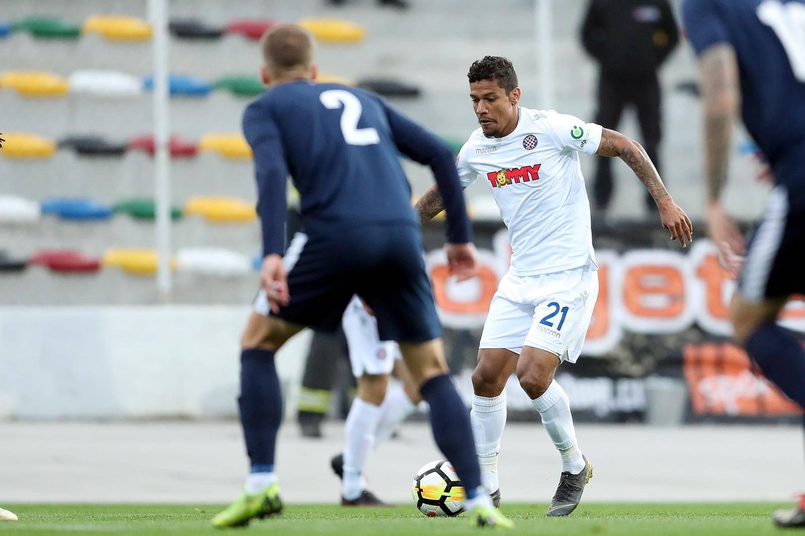 Zagreb: Rudeš ugostio Hajduk u 34. kolu HT Prve lige