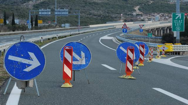 Prometna nesreća na A1 kod Bosiljeva usporava promet