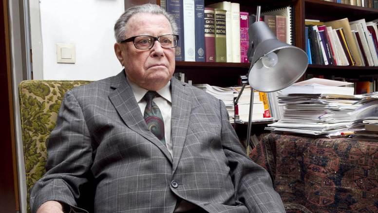 Umro Radoslav Katičić, najveći hrvatski jezikoslovac i slavist