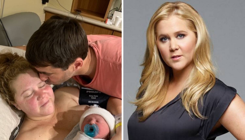 Amy Schumer rodila je sina: 'Stigla i naša kraljevska beba'