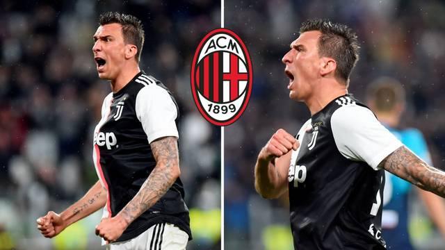 Mandžukić već danas u Milanu!