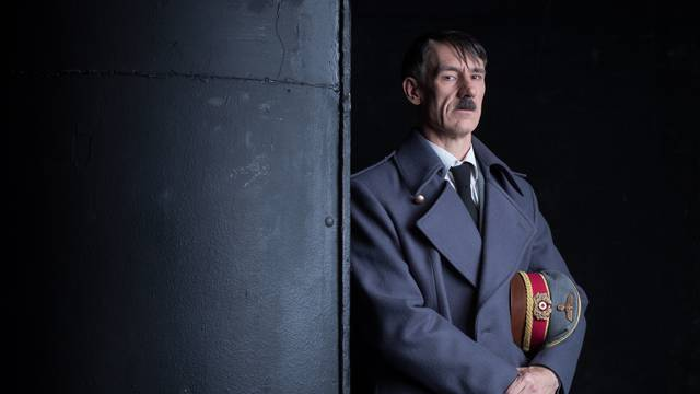 Dražen Čuček: Hitlera je teže glumiti nego Antu Pavelića