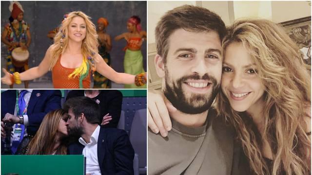 Shakira i Pique upoznali su se na snimanju himne SP-a: Došao do finala samo da je opet vidi