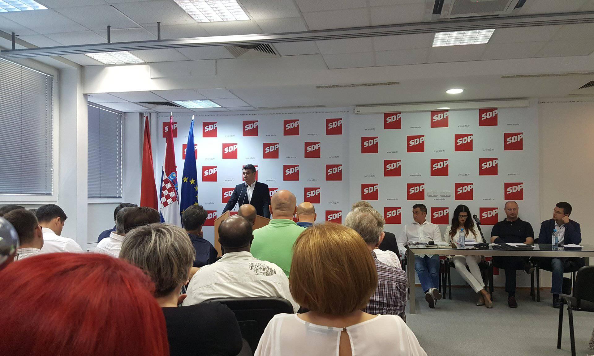 Splitski SDP sutra bira novog predsjednika među 3 kandidata