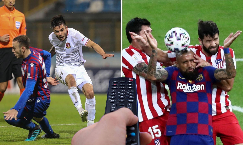 Hajduk nikad nije pobijedio kod Gorice, posvađana Barcelona ne smije kiksati i protiv Atlética...