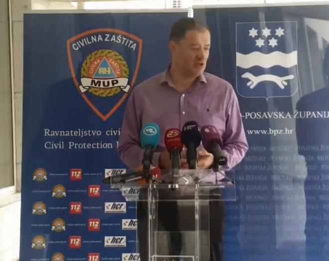 Četiri nova slučaja zaraze u Sl. Brodu: 'Cijela priča nije gotova'