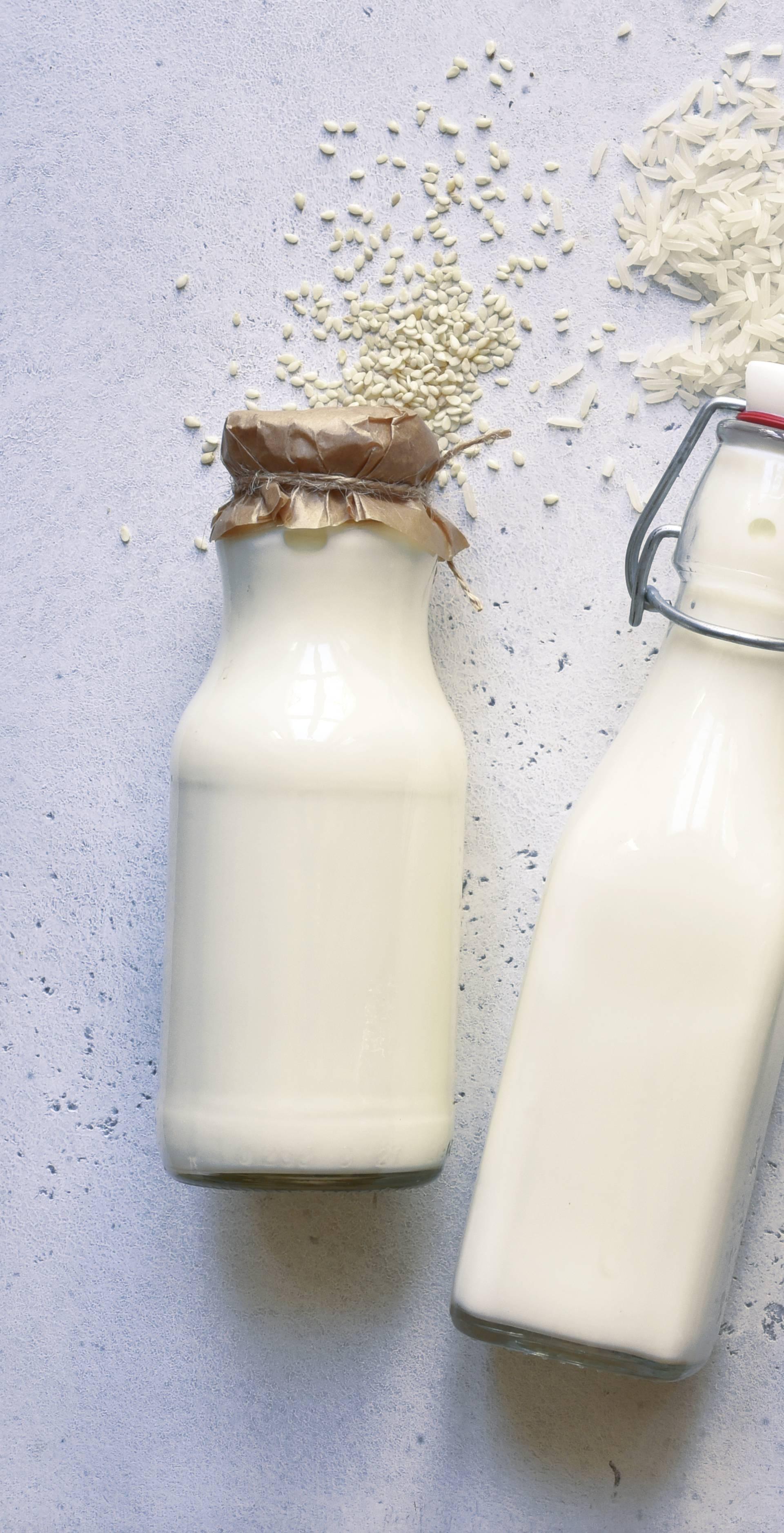 6 alternativa kravljem mlijeku: Od zobi, kokosa, riže ili soje...