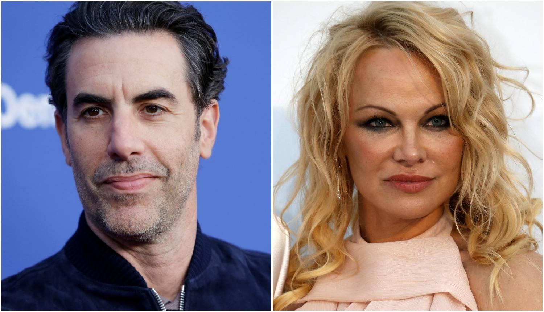 Sacha Baron Cohen: 'Pamela se razvela zbog filma Borat'