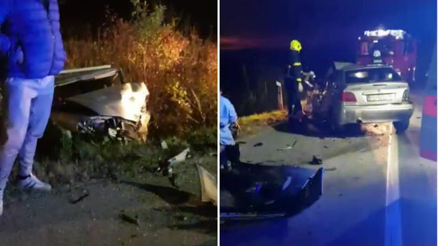 Vozač (68) pretjecao kamion u Brezovoj Glavi pa naletio na automobil iz drugog smjera