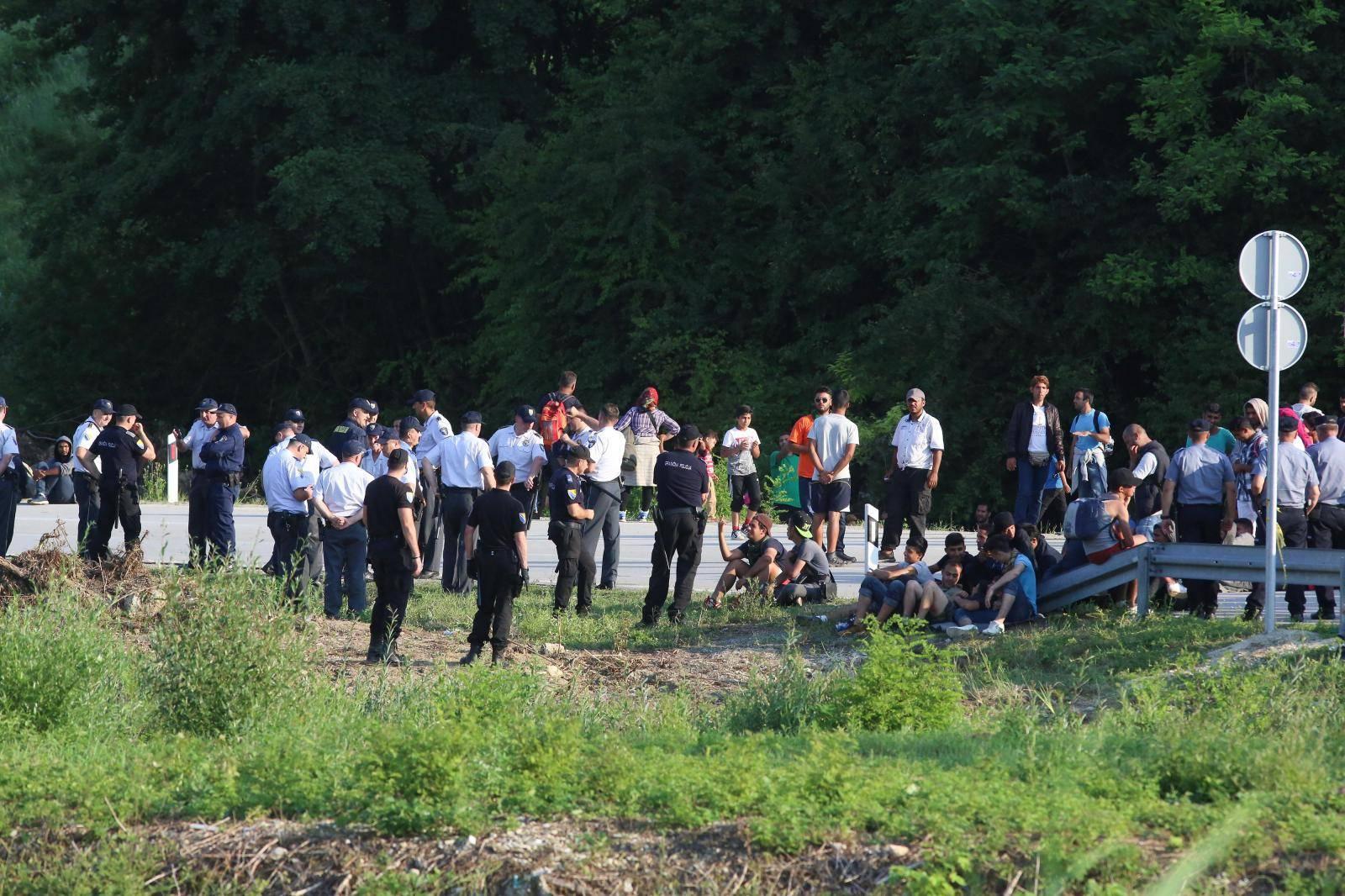 Zbog migranata je potrebno više policije u Gorskom kotaru