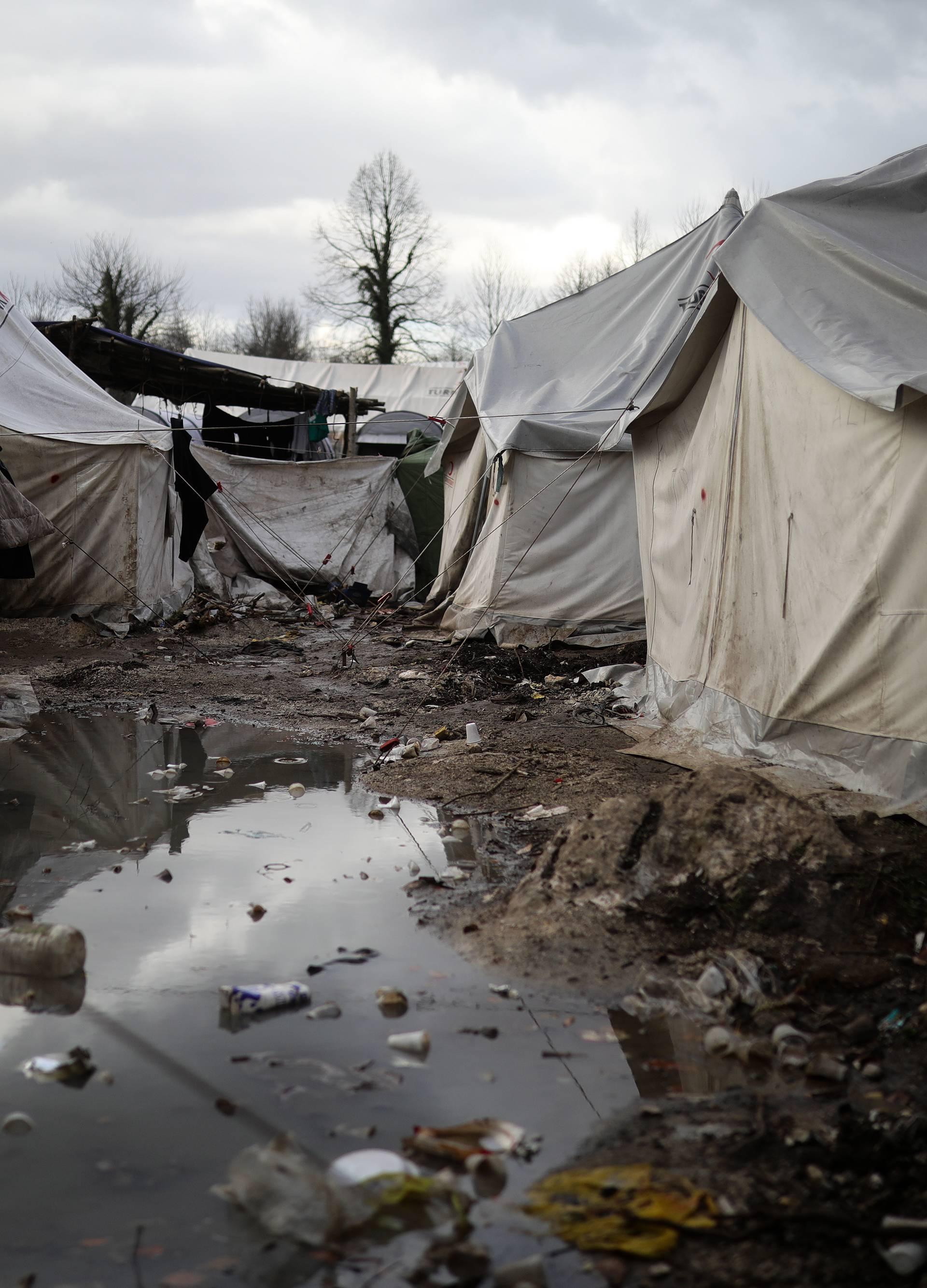 'Ne želimo maloljetne migrante iz Vučjaka da dođu u Mostar'