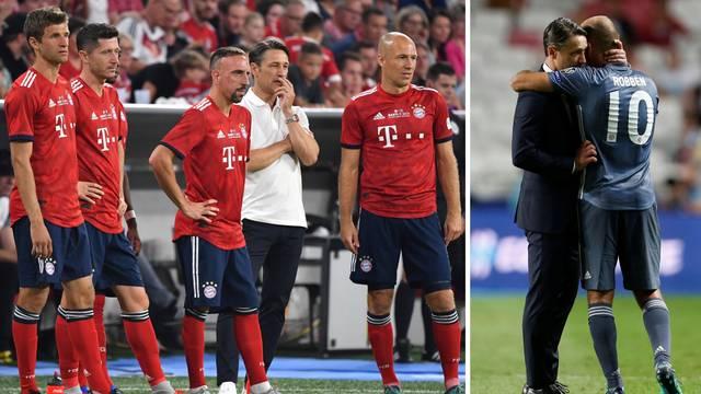 Robben uz Kovača: Ma kakva kriza, nemojte me nasmijavati!