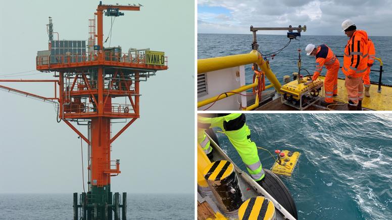 Platformu Ivana našli na dnu mora, šteta 15 milijuna dolara