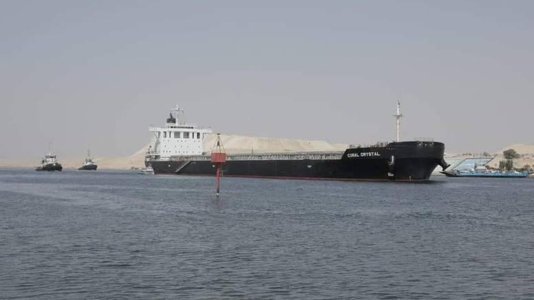 Još jedan brod opet blokirao Suez, srećom brzo su ga izvukli