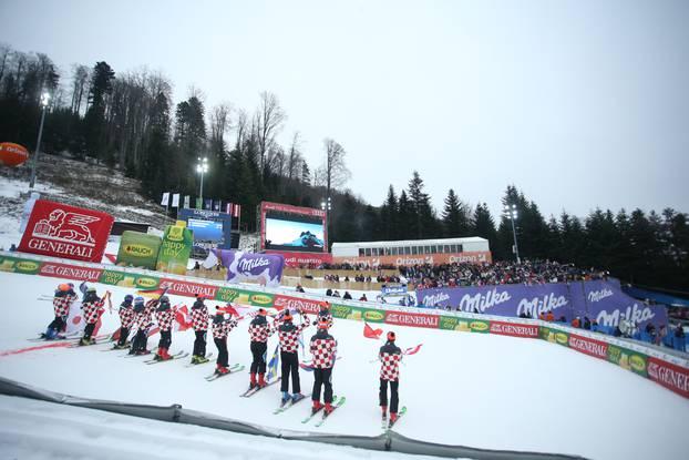 Zagreb: Sve je spremno za prvu vožnju ženskog slaloma SQT