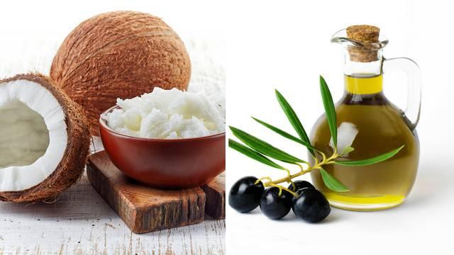 Naše maslinovo ulje čuva srce, kokosovo podiže loš kolesterol