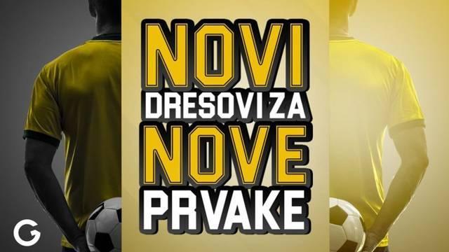 Nastavlja se velika akcije Germanie – Novi dresovi za nove prvake!