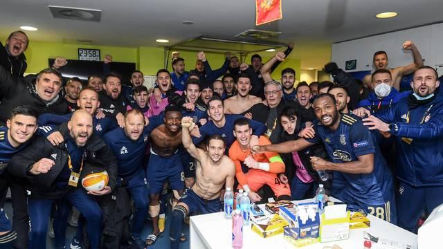 Zagreb: GNK Dinamo i CSKA Moskva u 6. kolu Europske lige na Maksimiru