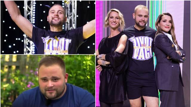 Matej je skinuo 67,9 kilograma: 'Imam curu, a s dijelom nagrade ću pokrenuti vlastiti biznis...'