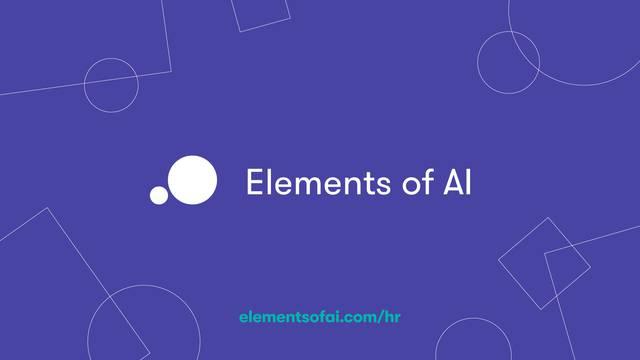 Elements of AI: Više od 10.000 upisanih polaznika u 10 dana