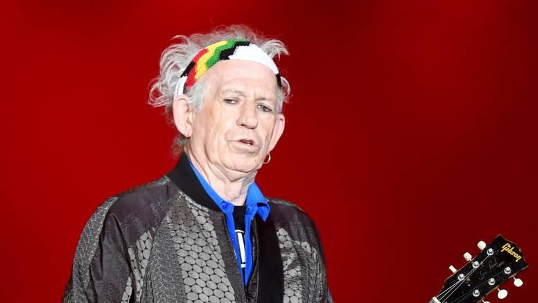 'Besmrtna' ikona rock 'n' rolla: Richards je preživio strujni udar, bombardiranje, predoziranje...