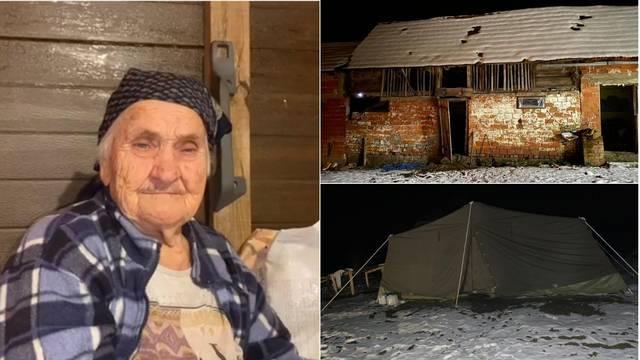 Miljka iz Majskih Poljana: 'Ne treba meni djed, što će mi? Meni samo treba malo mira'