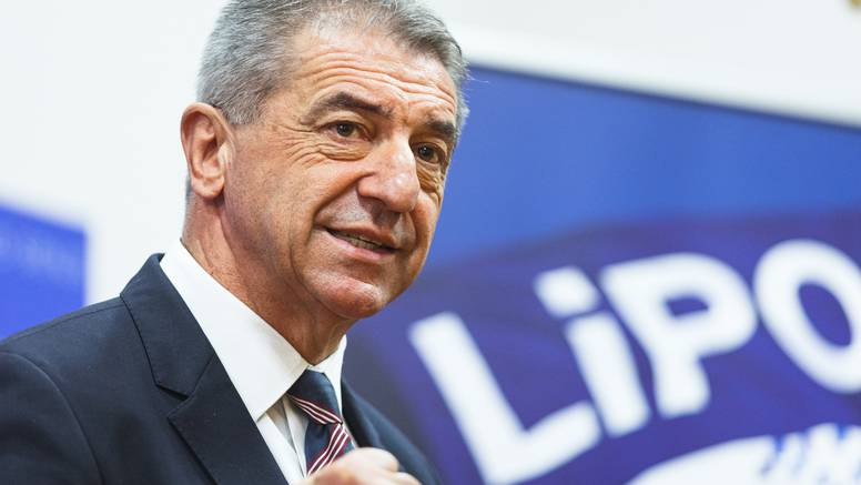 Milinović: 'Imam zahtjeve 400 članova za ispis iz ličkog HDZ-a'