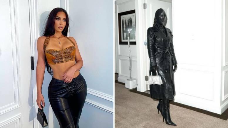 To nije vanzemaljac, to je novi modni stil Kim Kardashian: 'Kim jesi li dobro? Ozbiljno te pitam'
